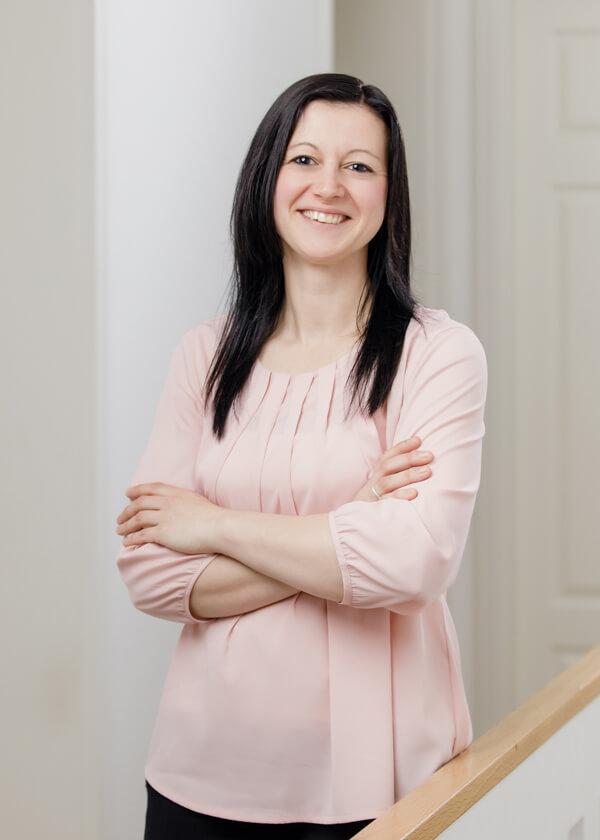 Portrait von Anja Schafranka