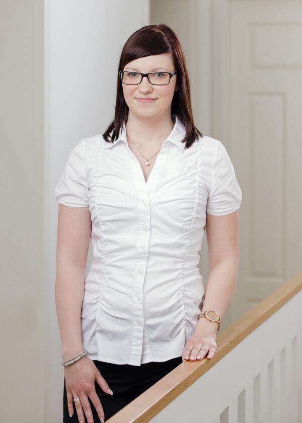Portrait von Jannina Krettek