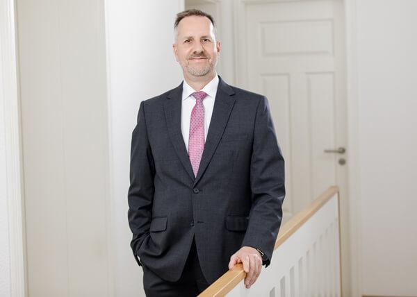 Portrait von Rechtsanwalt Eberhard Reetz